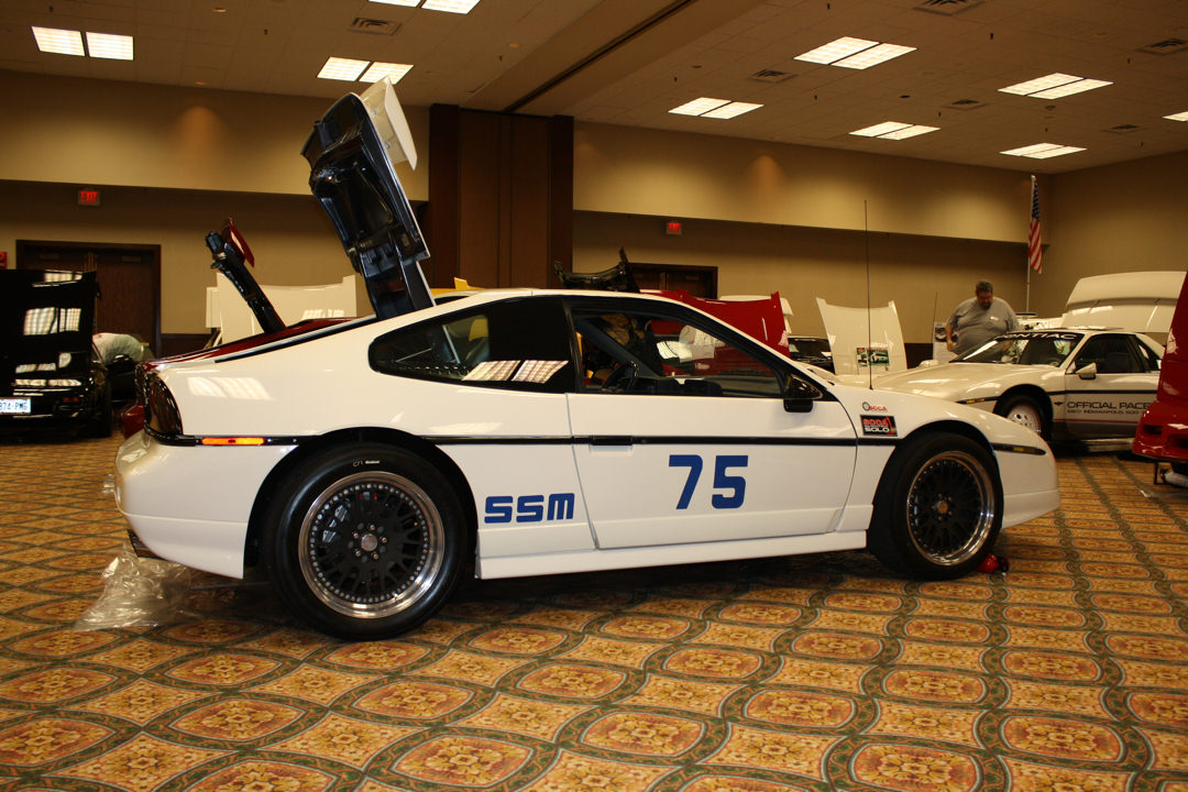 1988 Fiero GT On Display at 30th Anniversary Show